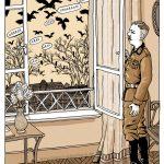 Riga Fenster Wehrmacht 1942