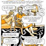 Graphic Novel Der Duft der Kiefern Oma Sessel Familiengeschichte autobiographisch avant-verlag 2021